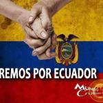 Atenção, Ação e Oração pelo Equador