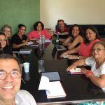 Encontro de Assessores e do Conselho Regional de Serviço da Regional Minas Gerais