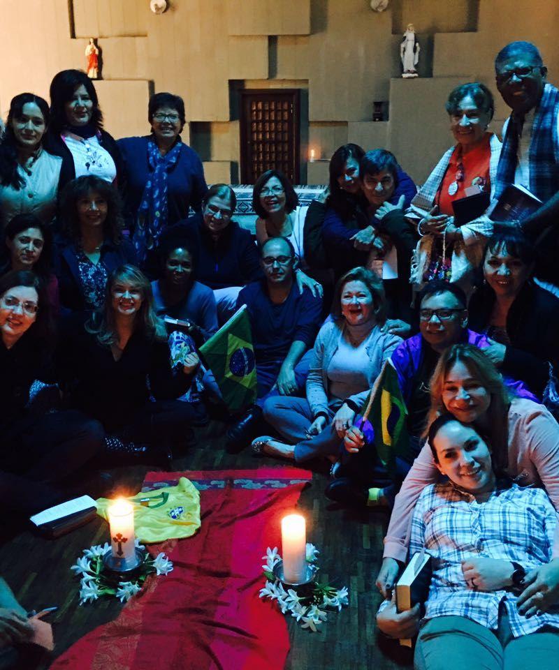 3o. Dia Magis 5: Brasil organiza oração e celebração