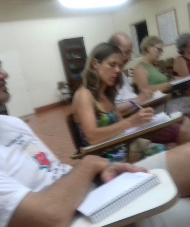 Retiro anual de 8 dias da Regional São Paulo