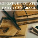 Encaminhamento da Proposta de Estatuto para Associação das Comunidades de Vida Cristã do Brasil
