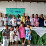 Regional Bahia celebra 40 anos da CVX no Brasil