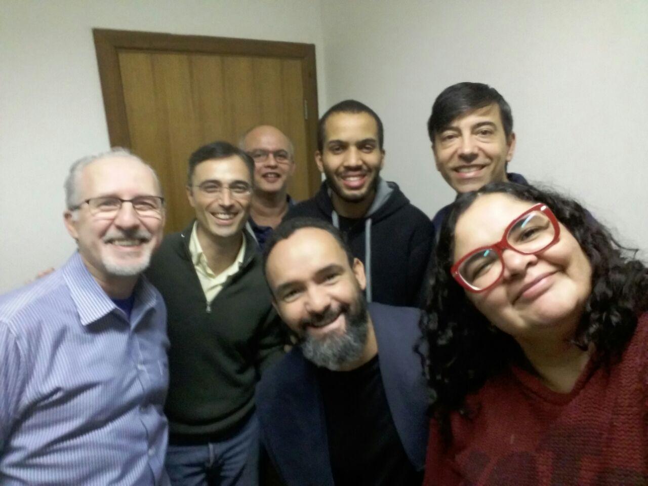 Missão de Membro CVX Italiana no Brasil
