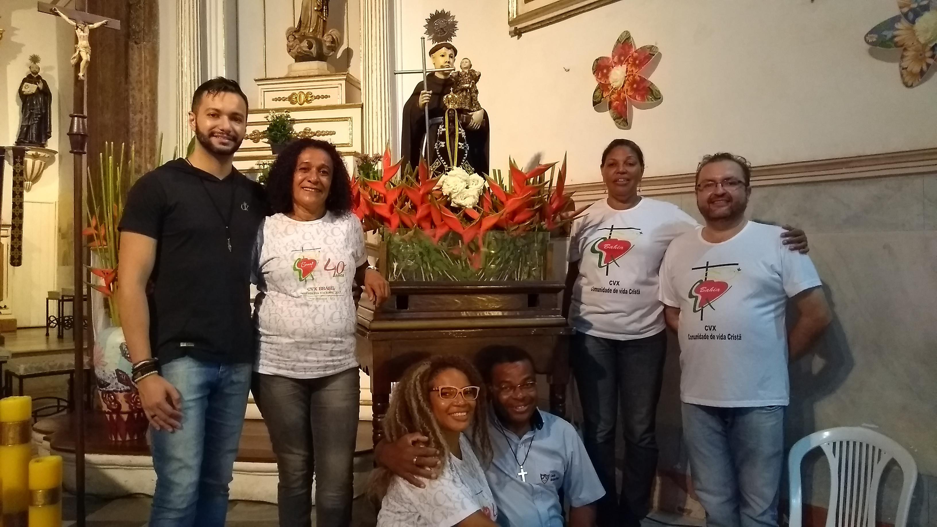 Regional Bahia na Trezena de Santo Antônio