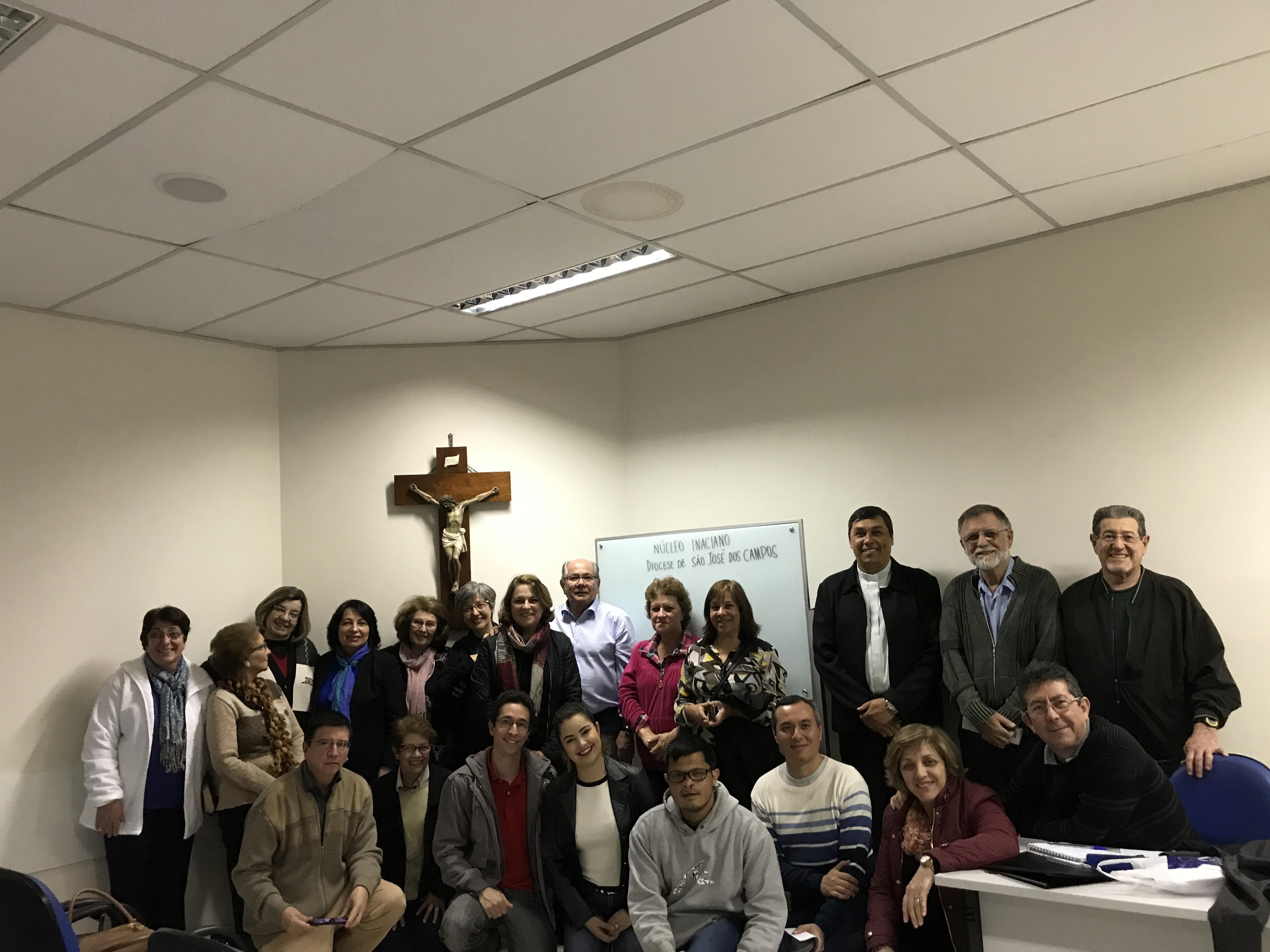 Criação do Núcleo Inaciano da Diocese de São José dos Campos