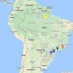 Atualização do Mapa da Presença Apostólica da CVX Brasil na Fronteira Juventude