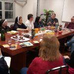 CVX Sul sedia reunião com carismas leigos