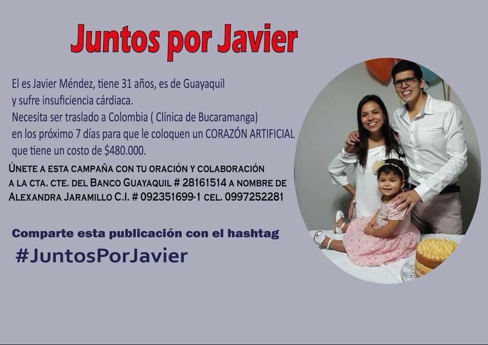 Todos juntos por Javier