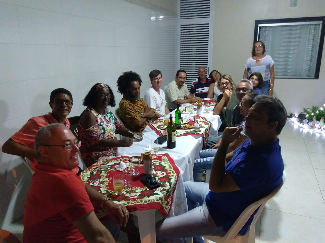 Missão do Vice Coordenador Nacional na Regional Bahia