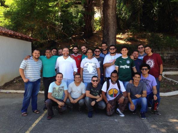 Contribuindo com a formação dos noviços jesuítas