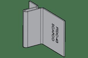 FTDC – Float Track Deflection Clip