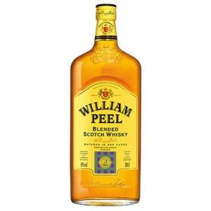 William Peel 1L – Blended Scotch Whisky 1,20 € DE RÉDUCTION