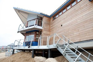 Lifeboat station design and building works project