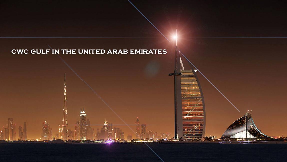 CWC Gulf International - Dubai Office Doing Business in UAE