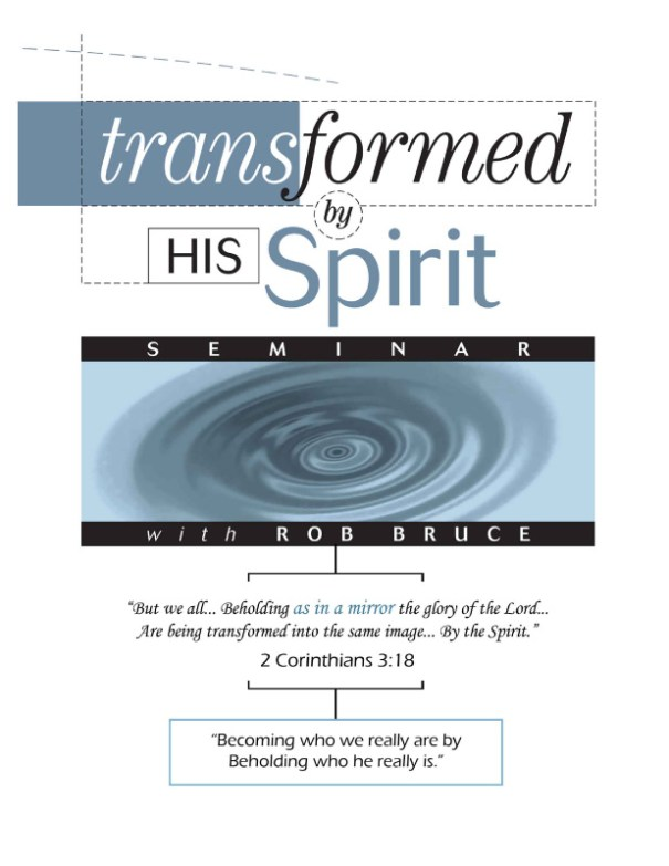 Transformed by His Spirit