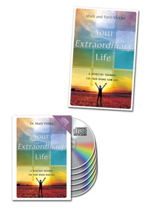 Your Extraordinary Life CD Package