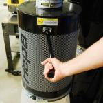 Giving the HEPA filter a helping hand