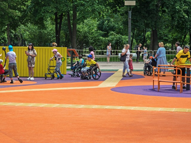 Active Adults = Active Kids, and Parks Lead the Way