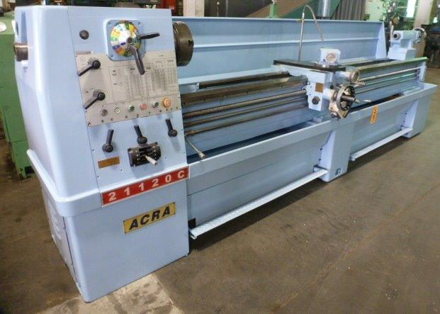 ACRA GAP BED ENGINE LATHE - 29385