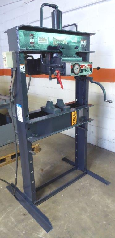 DAKE H-FRAME HYDRAULIC PRESS - 30308