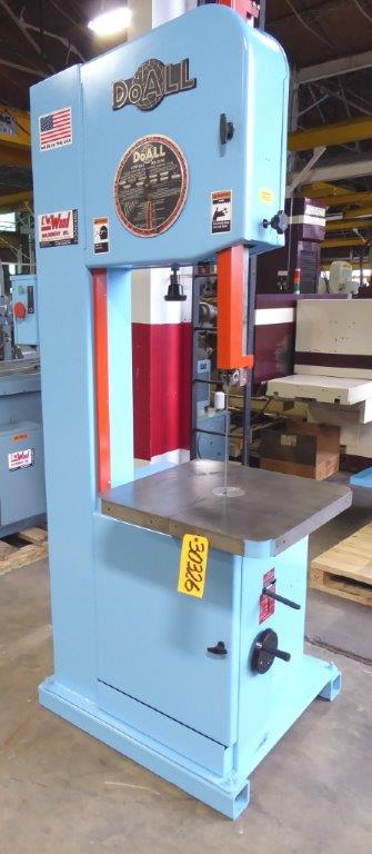 VERTICAL BAND SAW - 30326