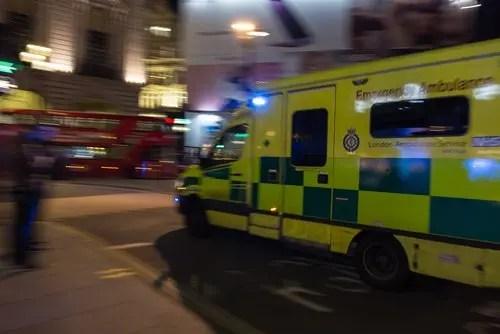 employee experience - ambulance staff