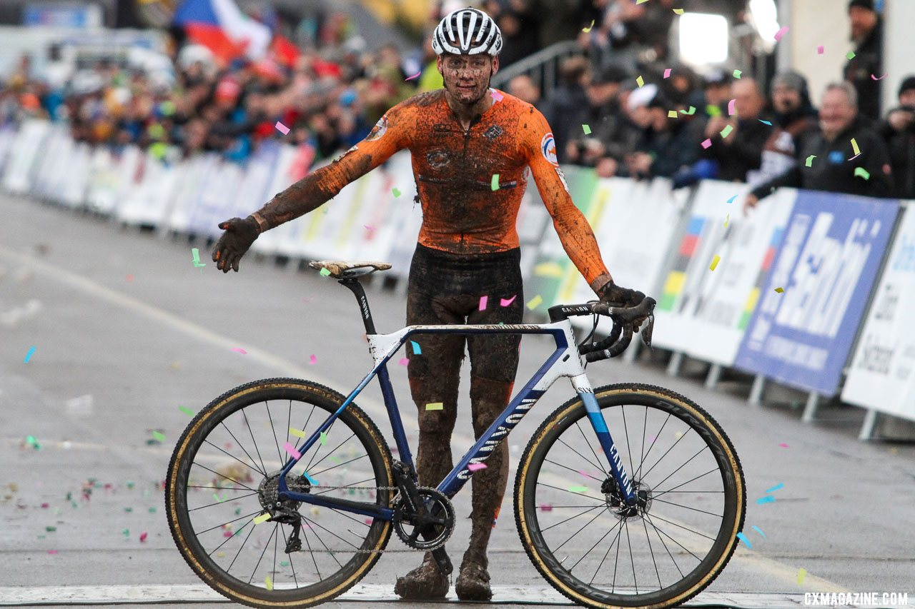where did mathieu van der poel a k a the flying dutchman get his wings