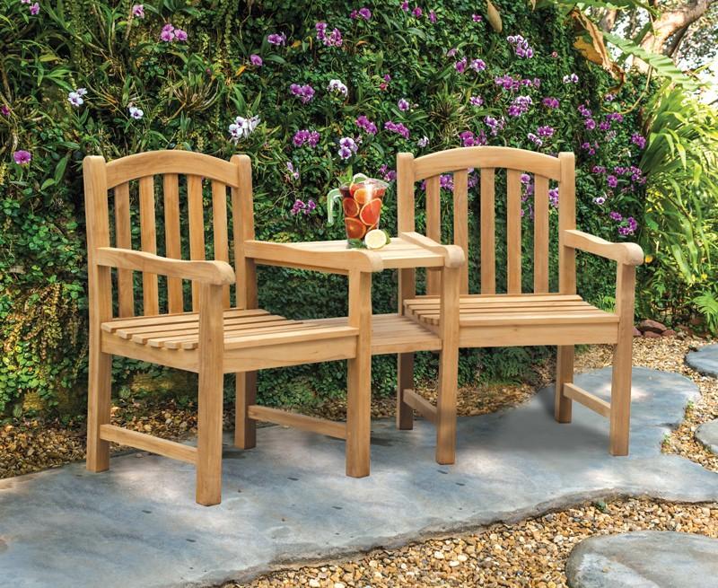 Jack Jill Garden Seats