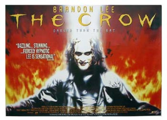 Image result for the crow poster original