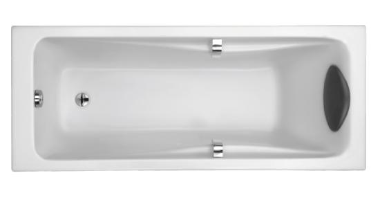 baignoire odeon up rectangulaire avec accoudoirs