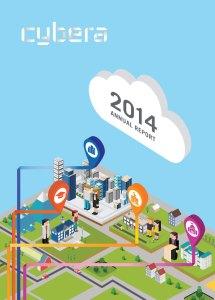 Cybera Annual Report 2014-15