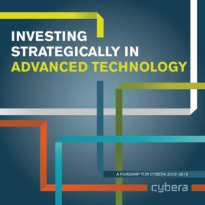 Cybera Strategic Roadmap 2013-16