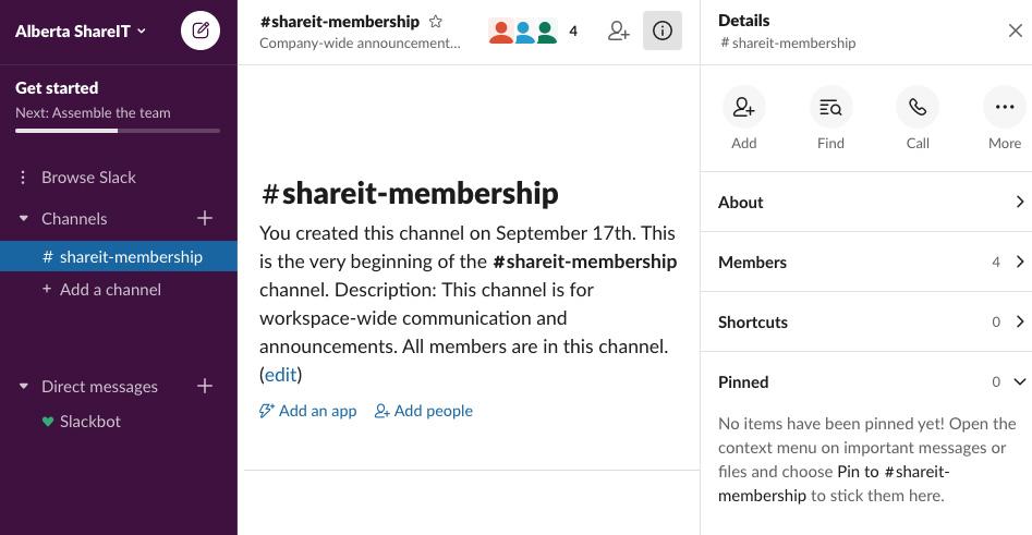 shareit slack