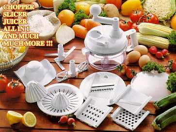 Kitchen Plus 2000 Special Machine Which Can Cut Any Kind