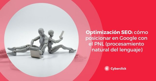 SEO optimization how to position yourself in Google with NLP natural language processing