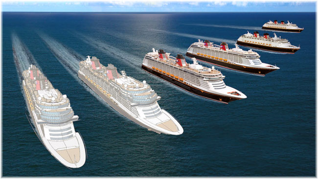 The Walt Disney Company has announced plans to build two more ships (Courtesy Disney Cruise Line)