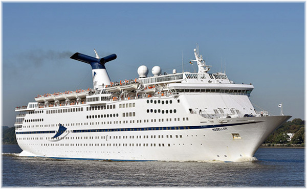 The 1,250-berth Magellan (Photo credit M. Witte)