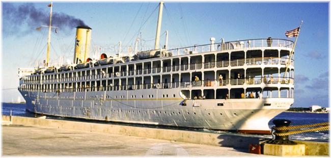 The 4,945-ton 400-berth Florida