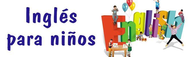 Inglés para niños de primaria