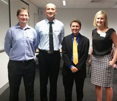 """""""Tips for success"""" ACS Young IT Networking Event a big success"""