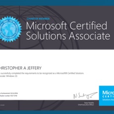CyberGuru achieves Windows 10 Charter certification!