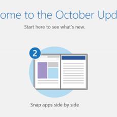 Windows 10 October 2018 Update released
