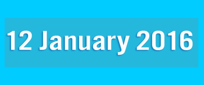 Support for Windows 8 ends on 12 January 2016