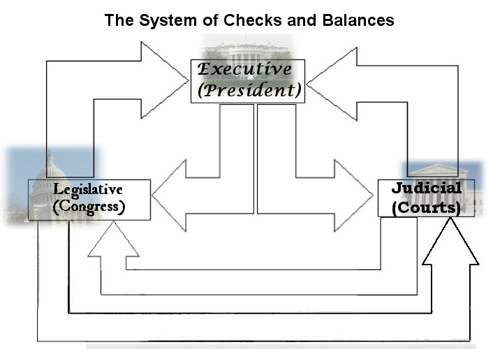 Flow Chart: Checks and Balances