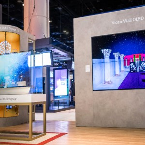 TV and Commercial Displays