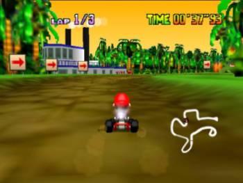 Mario Kart 64 - 9