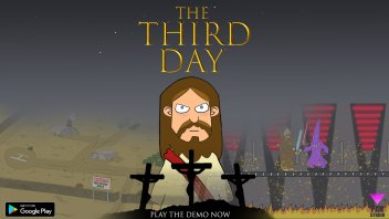 the third day-wall
