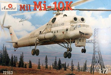 Resultado de imagen de mil mi-10 model kit