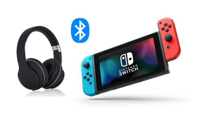 How to Connect or Pair Your Device With Nintendo Switch Bluetooth Audio