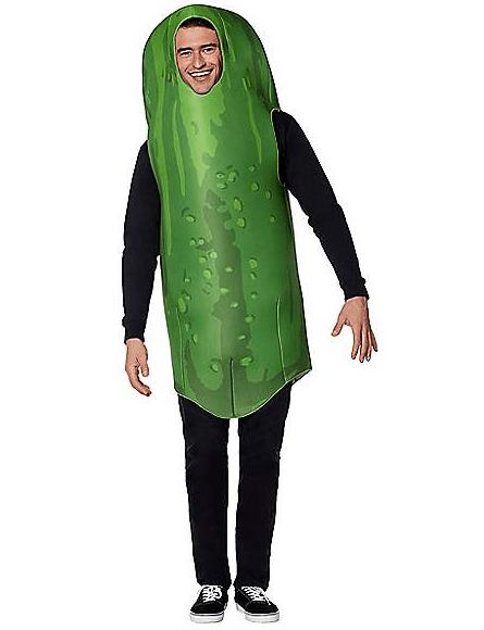 Pickle Halloween costume